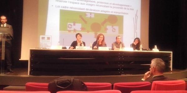 Καινοτομία, διαφύλαξη, σύμπραξη: προς μια ενισχυμένη συνεργασία για την μπλε ανάπτυξη  25 Νοεμβρίου 2013, Γαλλικό Ινστιτούτο Ελλάδος