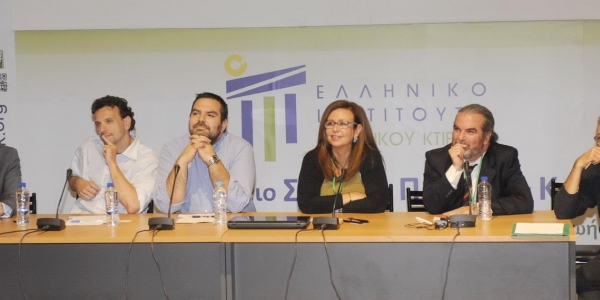 H SDMed στην PassiExpo, 25&26.10.2013, Τεχνόπολις του Δήμου Αθηναίων